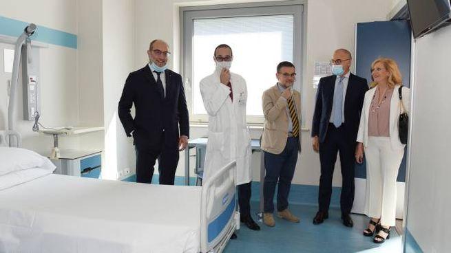 Il reparto Chirurgia riapre potenziato dopo l'emergenza coronavirus