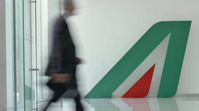 Alitalia, foto generica (ImagoE)