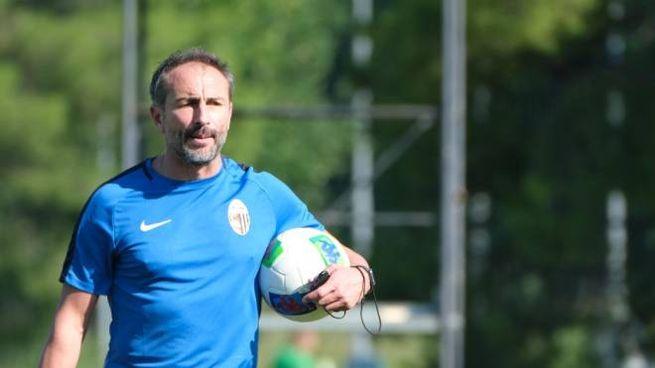 Davide Dionigi, allenatore dell'Ascoli (LaBolognese archivio)
