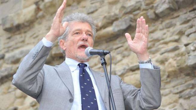 Il sindaco Ghinelli