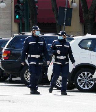 Polizia locale (foto di archivio)