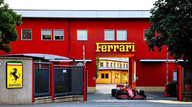 F1, la Ferrari a Maranello (Dire)