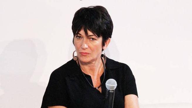 Ghislaine Maxwell (Ansa)