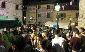 Un'immagine del 'LunaRio Fest' di Riolunato