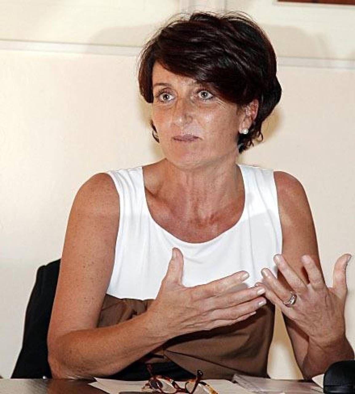 La dirigente dell'Istituto Comprensivo Empoli Est Grazia Mazzoni