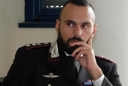Il capitano Marco Vanni