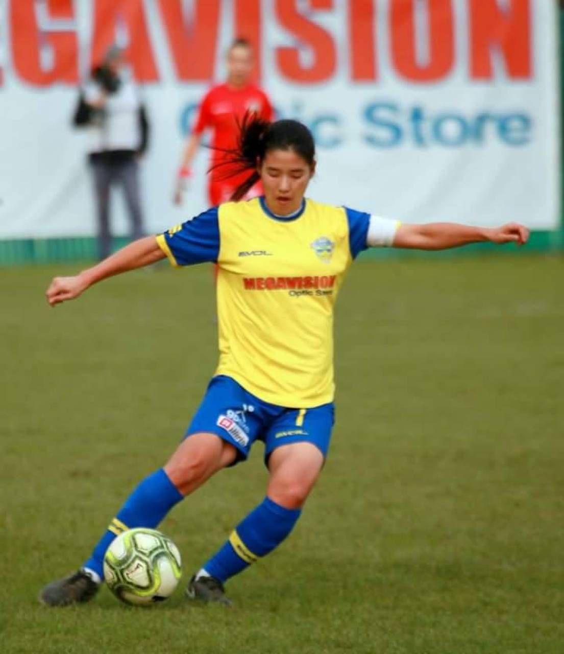 Shino Kunisawa, 29enne centrocampista giapponese