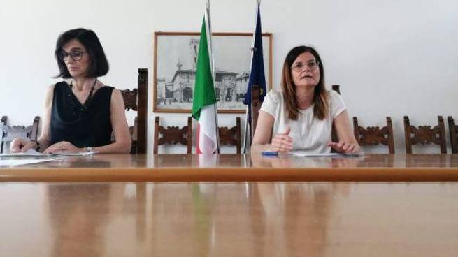 Vadi e Romei in conferenza stampa
