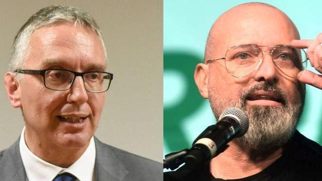Luca Ceriscioli e Stefano Bonaccini