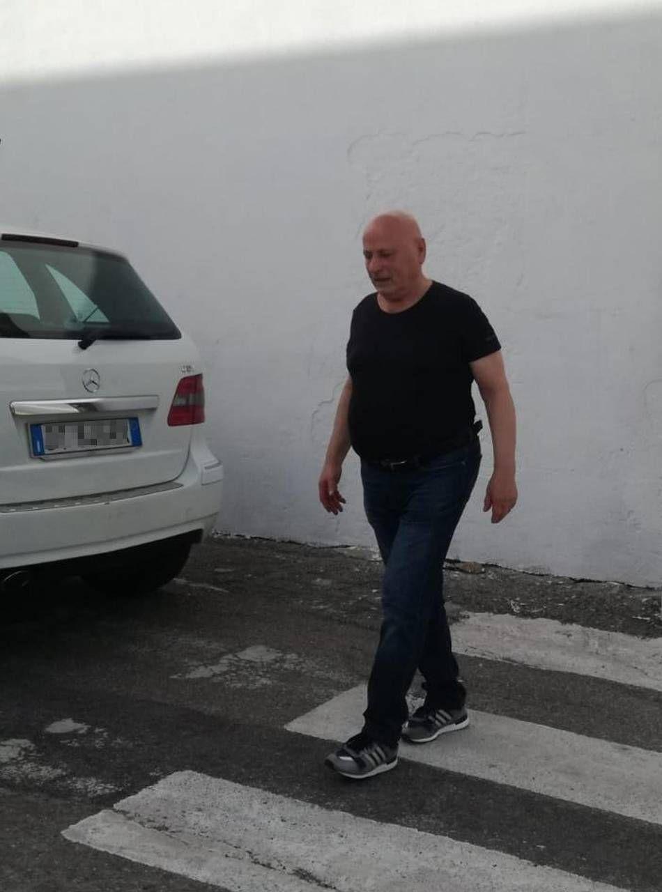 Graziano Mesina, sparito un giorno prima che la Cassazione confermasse la condanna (Ansa)
