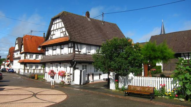 "Hunspach, eletto ""villaggio preferito dai francesi"" - Foto: CC flickr/Isriya Paireepairit"
