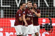 Milan-Juventus, Rebic (Ansa)