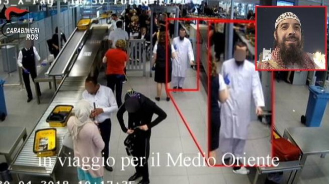Arrestato dai Ros estremista Nicola Ferrara