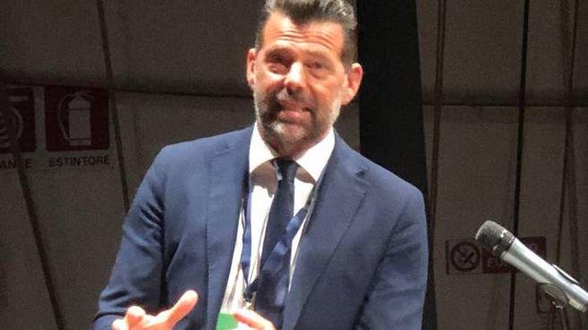 Maurizio Mangialardi, candidato del centrosinistra alle elezioni regionali