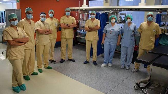Nuova procedura di chemioterapia eseguita per la prima volta in Toscana a Siena