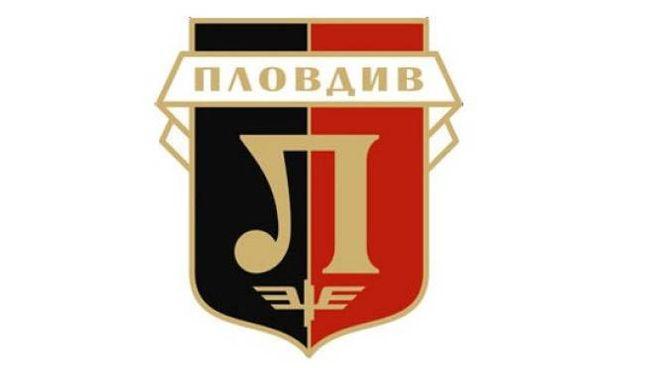 Lo stemma della Lokomotiv Plovdiv