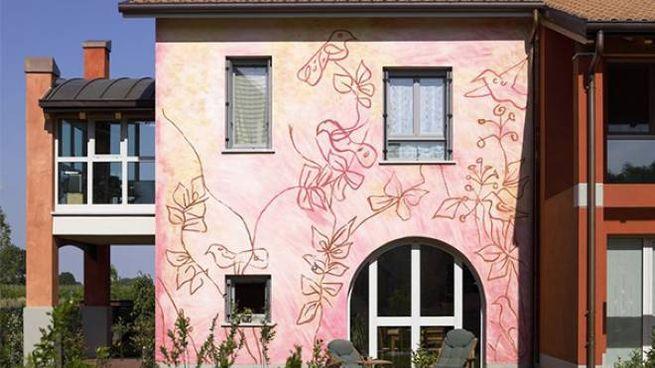 Le case disegnate dai bambini
