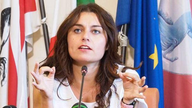 Susanna Ceccardi (Foto Cristini)