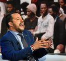 Matteo Salvini, 47 anni,. milanese. È stato ministro dell'Interno dal giugno 2018 al settembre dello scorso anno