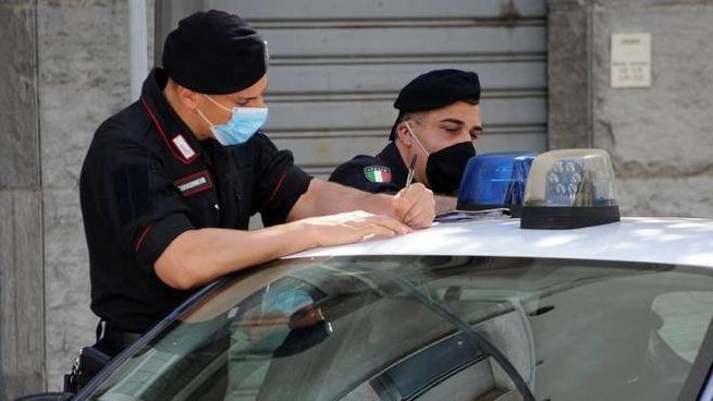 Carabinieri in una foto di archivio