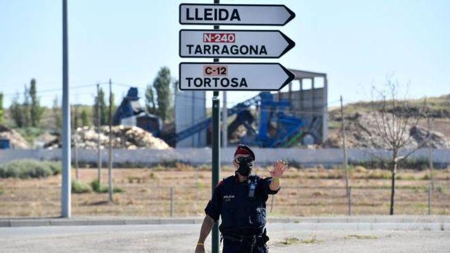 Catalogna, in lockdown Lleida e altri 7 comuni (Ansa)