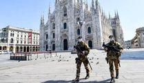 Un'immagine del lockdown a Milano. Un altro blocco delle città porterebbe a un nuovo e letale crollo dei consumi