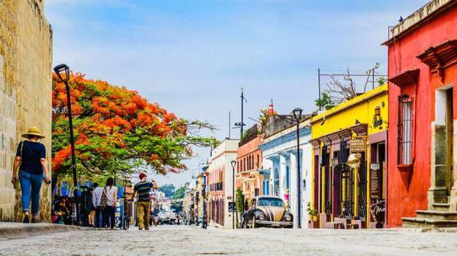 La città messicana di Oaxaca, patrimonio dell'umanità Unesco
