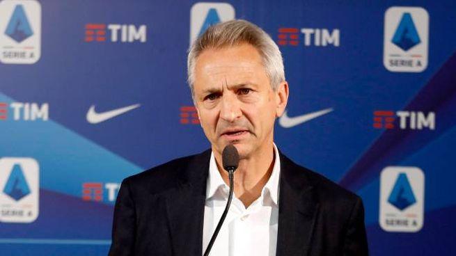 Paolo Dal Pino (ANSA)