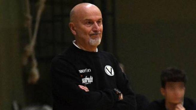 Giordano Consolini esce dalla Virtus dopo 37 anni (foto Schicchi)