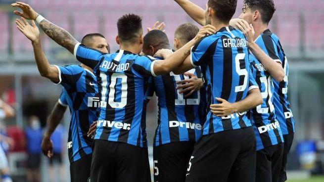 L'Inter torna seconda, 3-1 al Toro