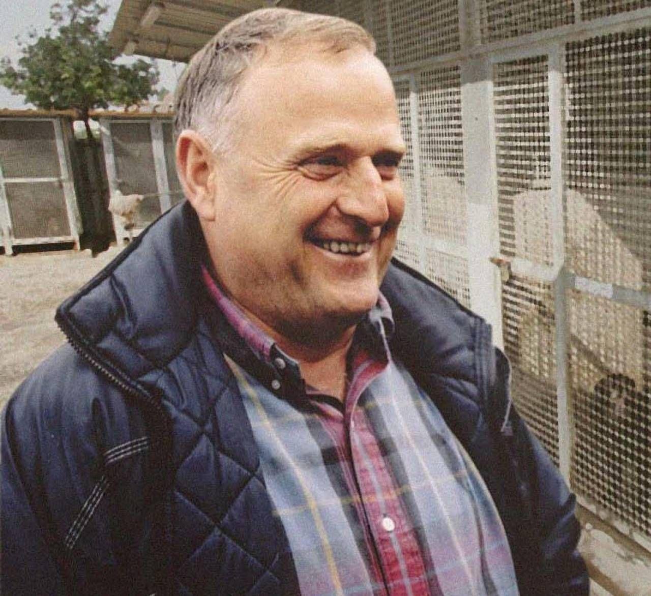 Oliviero Zavagli, originario del Piacentino, ma da decenni a Montecatini