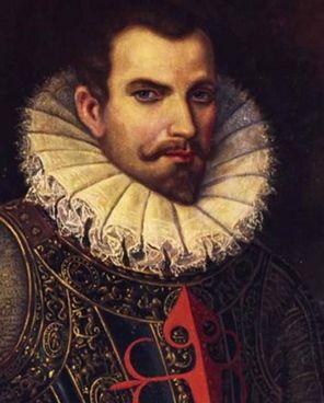 Un ritratto del sanguinario Cortés
