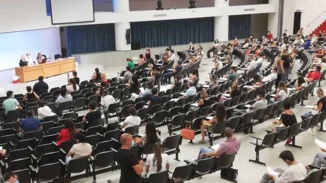 La sessione di martedì pomeriggio a Palazzo dei Congressi