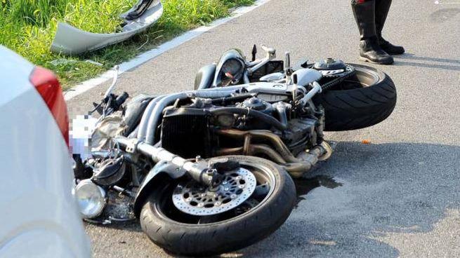Incidente mortale a Copparo (Foto Businesspress)