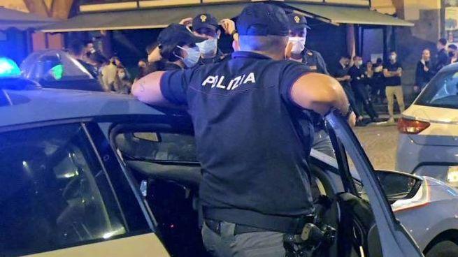 La polizia sta cercando di identificare gli autori della rissa