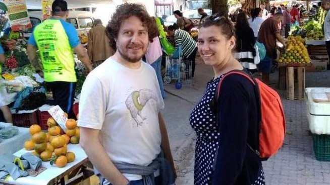 Mauro Pamiro e Debora Stella