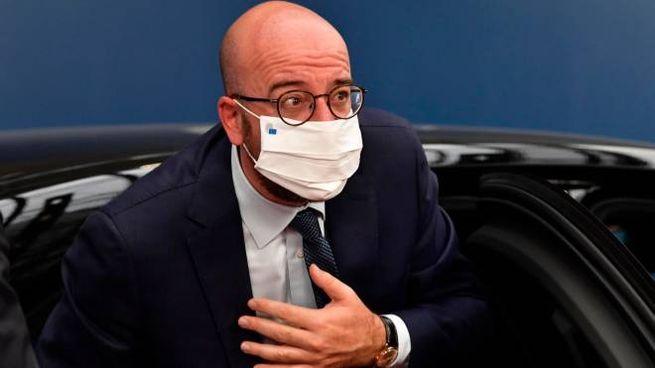 Il presidente del Consiglio europeo, Charles Michel (Ansa)