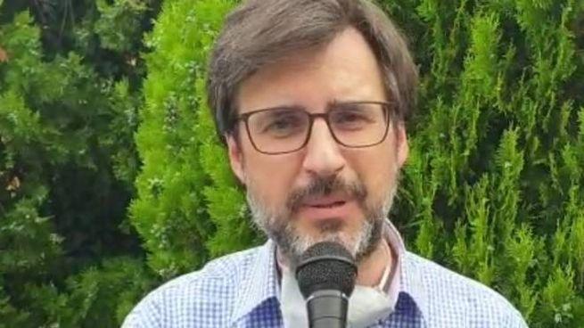 Il consigliere Carlo Borghetti