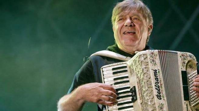 Beppe Carletti, 73 anni, anima e fondatore dei Nomadi
