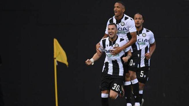 Udinese-Juventus (Ansa)