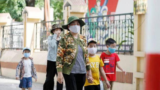 Anche il Vietnam fa i conti col Coronavirus (Ansa)
