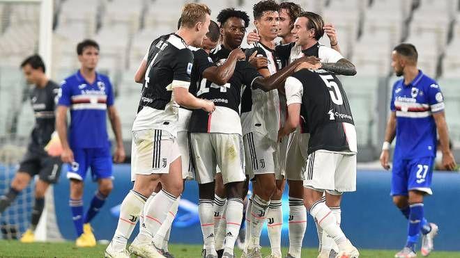 Serie A Juventus Campione D Italia Risultati E Classifica Della 36esima Giornata Sport Calcio