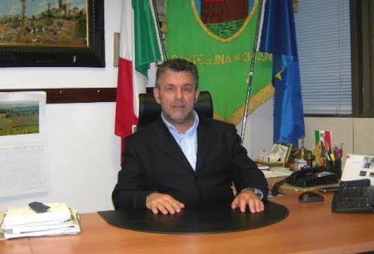 Marcello Bonechi, sindaco di Castellina in Chianti Nelle casse del Comune arriveranno 227.975 euro, -57% di quanto richiesto