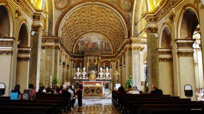 Santa Maria presso San Satiro a Milano