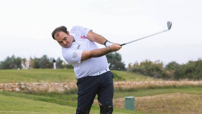 L'architetto Paolo Negroni, appassionato di golf, è il proprietario del nuovo impianto