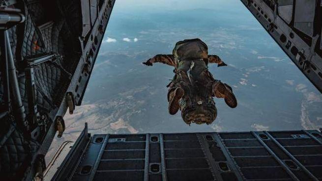Lanci ad alta quota con la tecnica della caduta libera