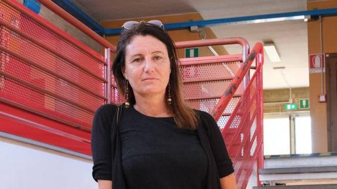 L'assessora all'Istruzione Grazia Baracchi
