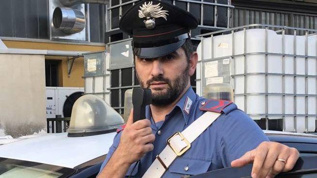 Sull'accaduto indagano i carabinieri della Compagnia di Civitanova (foto d'archivio)