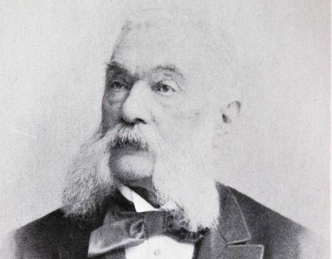 Pellegrino Artusi (Forlimpopoli 1820-Firenze 1911), scrittore, gastronomo, banchiere e anche critico letterario