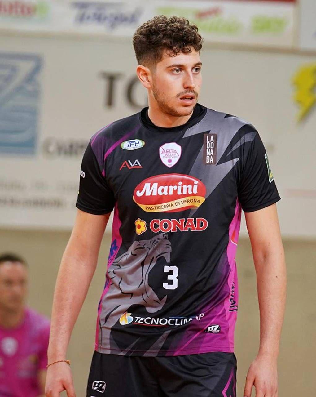 Simone Marzolla lo scorso anno ha giocato poco per un infortunio